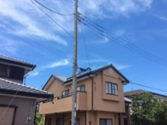 沼津市 屋根塗装工事