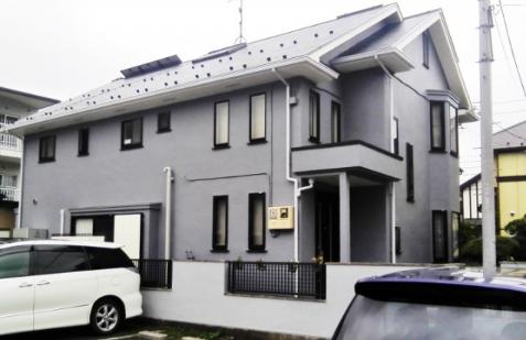武蔵野市 H様邸 外壁屋根塗装工事