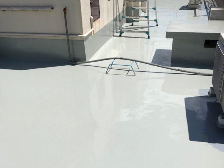 熱海市 屋上防水工事