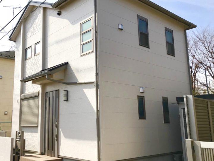 練馬区 Y邸 外壁屋根塗装工事
