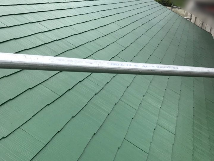 松田町 屋根塗装工事