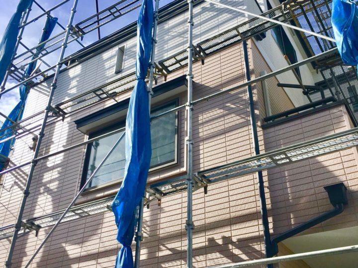 江東区 O様邸 外壁塗装工事