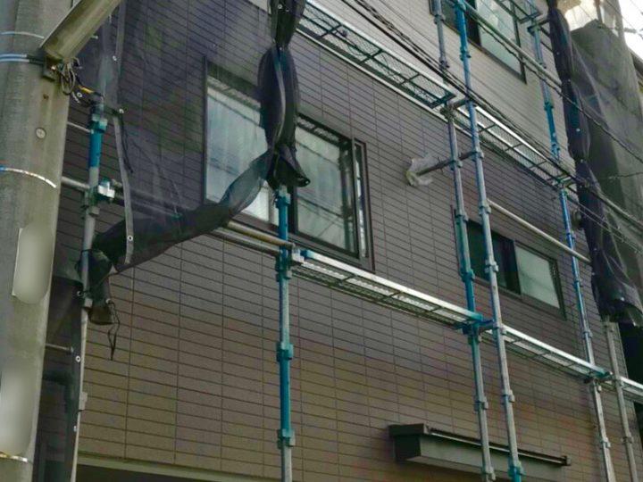 江東区 T様邸 外壁屋根塗装工事