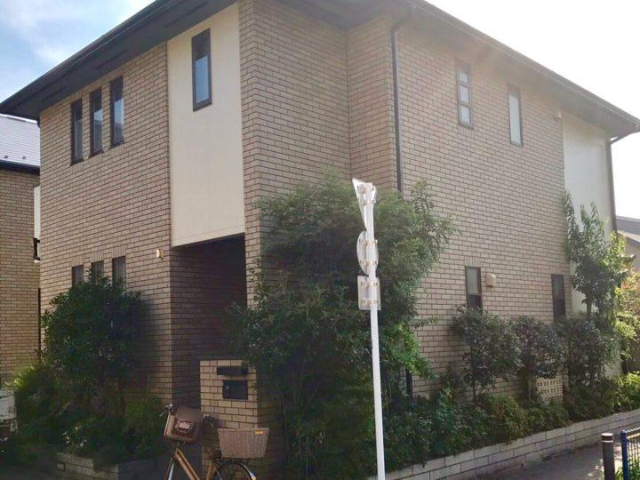 江東区 K様邸 外壁屋根塗装工事