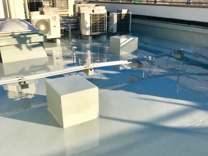 小田原市 ビル外装改修工事・防水工事