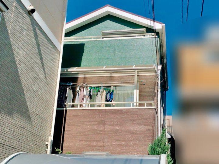 江東区 A様邸 外壁屋根塗装工事
