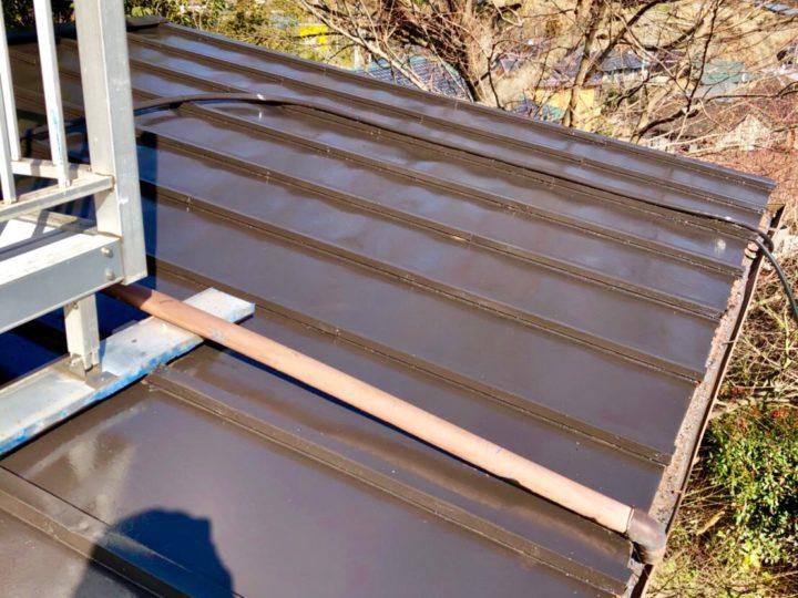 湯河原町 H様邸 屋根塗装工事