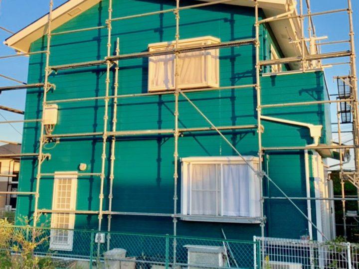 秦野市 K様邸 屋根・外壁塗装工事