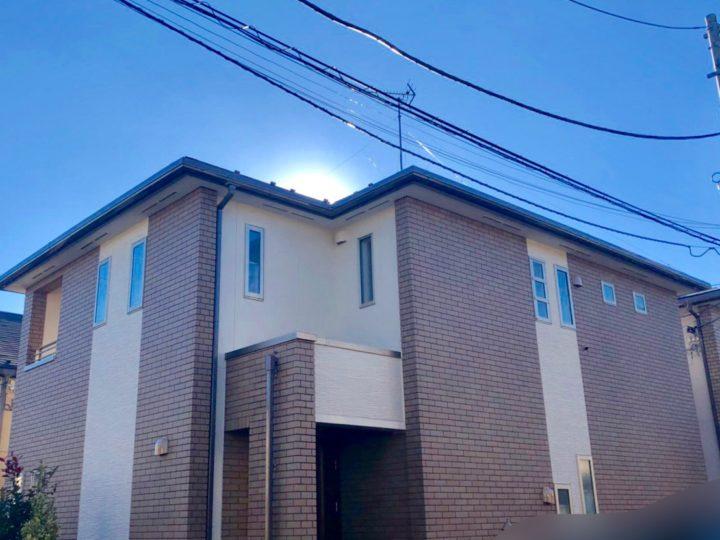 小平市 S様邸 屋根・外壁塗装工事