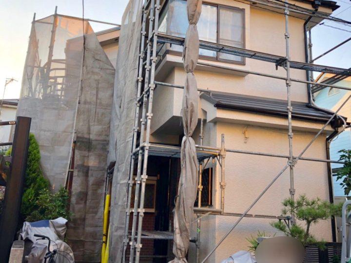 横浜市 O様邸 屋根・外壁塗装工事