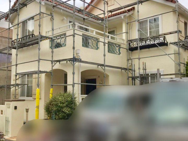 横浜市 E様邸 屋根・外壁塗装工事