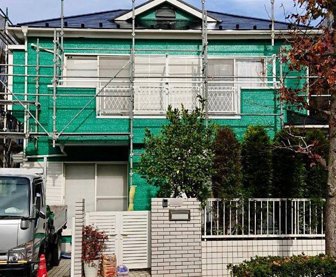 藤沢市 Y様邸 屋根・外壁塗装工事