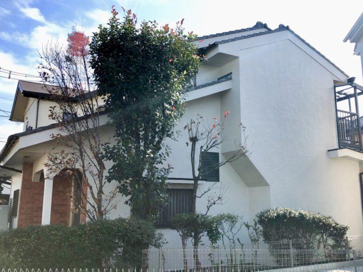 小平市 O様邸 外壁塗装・改修工事