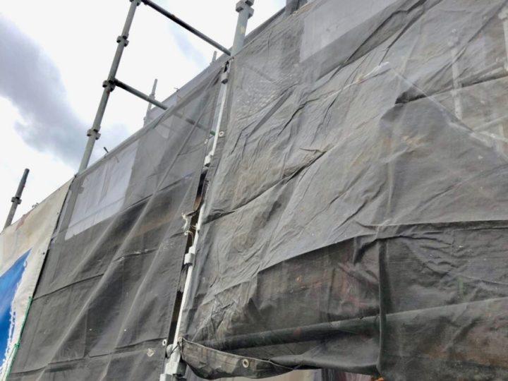 真鶴町 O様邸 外壁塗装工事