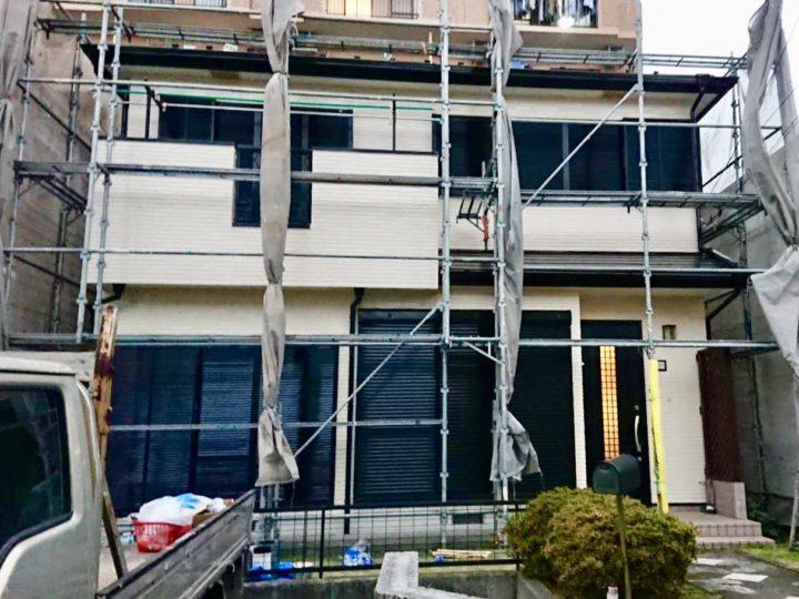 秦野市 S様邸 屋根塗装・外壁塗装工事
