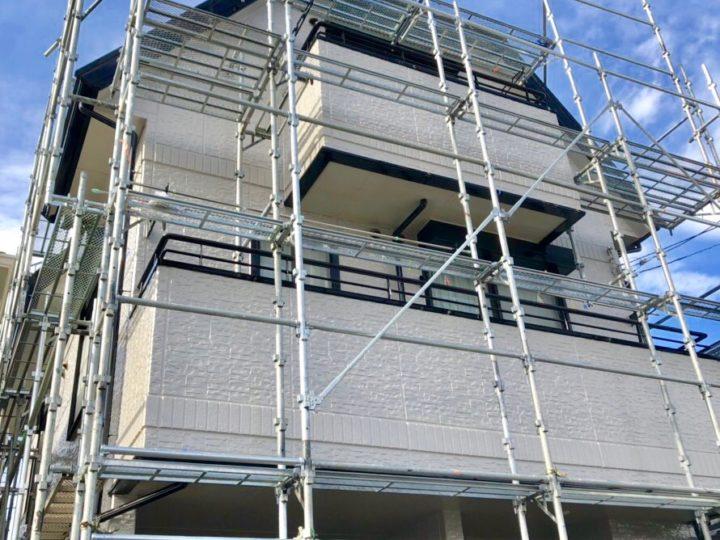 座間市 K様邸 屋根塗装・外壁塗装工事