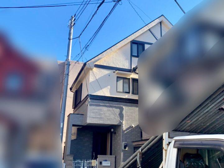 大和市 U様邸 外壁塗装・屋根塗装工事