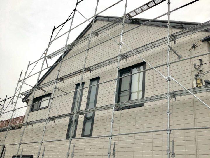 座間市 U様邸 屋根塗装・外壁塗装工事