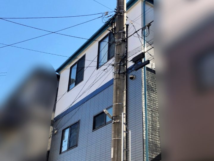 江東区 O様邸 屋根・外壁塗装工事