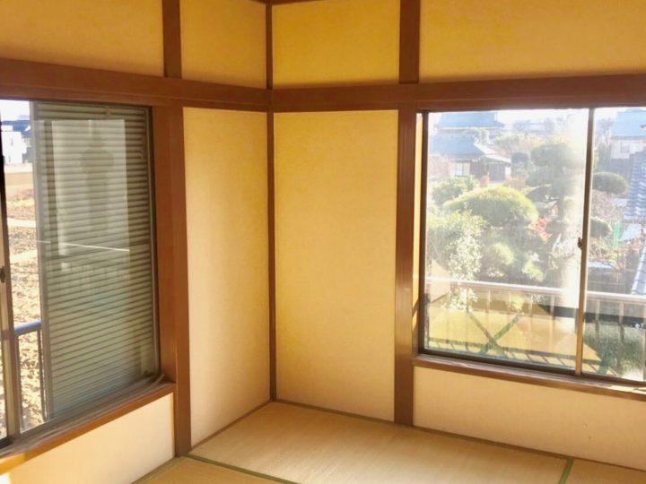 武蔵堺市 アパート内装塗装工事