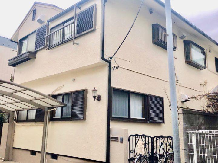 目黒区 K様邸 屋根・外壁塗装工事