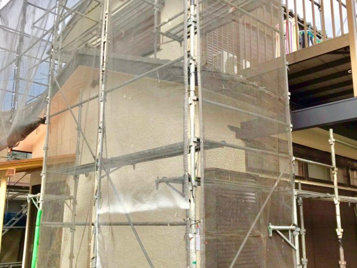 平塚市 Y様邸 外壁塗装工事