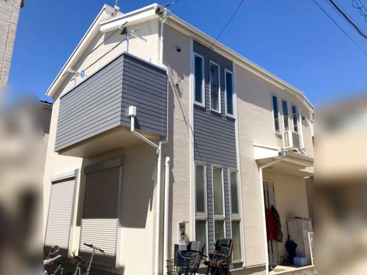 横浜市 T様邸 屋根・外壁塗装工事