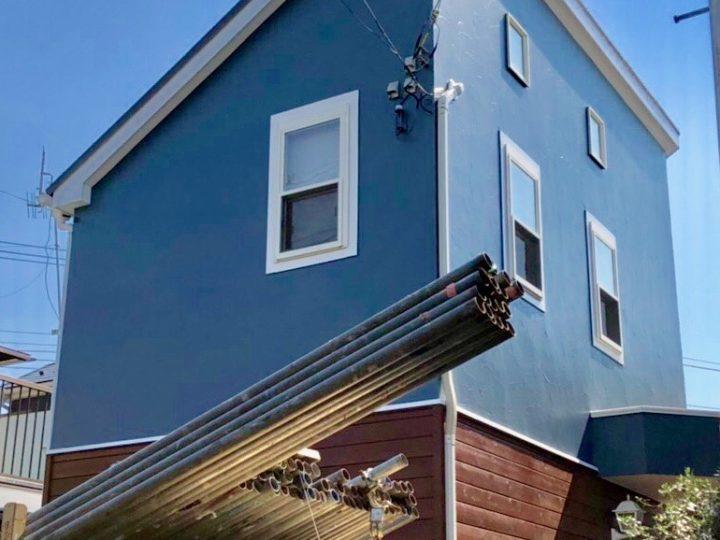 藤沢市 A様邸 屋根・外壁塗装工事