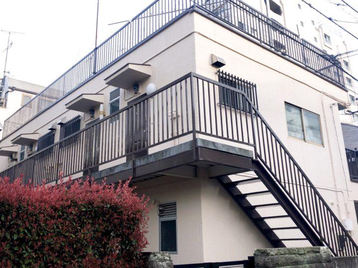 武蔵野市 I様邸 屋根・外壁塗装工事
