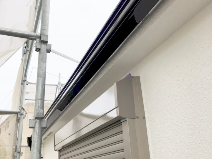 【施工中】横浜市 A様邸 屋根・外壁塗装工事