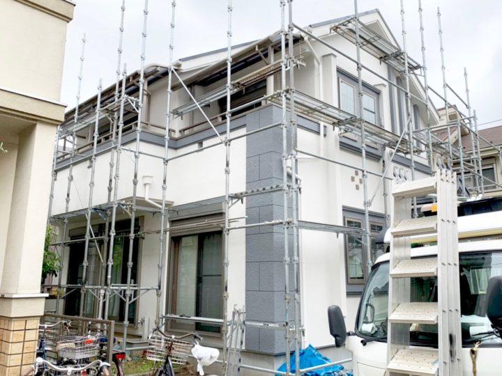 小平市 Y様邸 屋根・外壁塗装工事