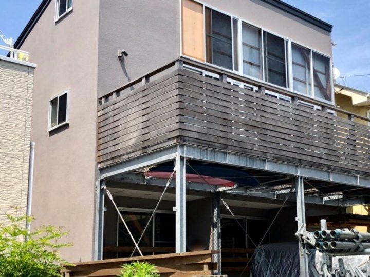 茅ヶ崎市 I様邸 屋根・外壁塗装工事