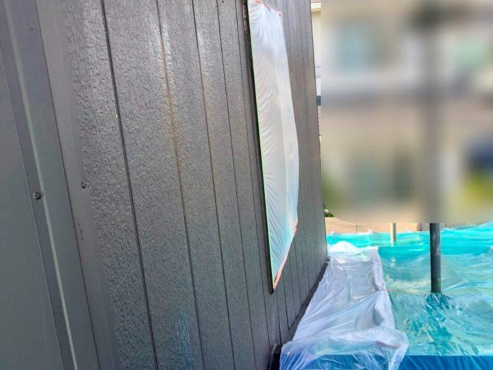 【施工中】小田原市 K様邸 屋根・外壁塗装工事