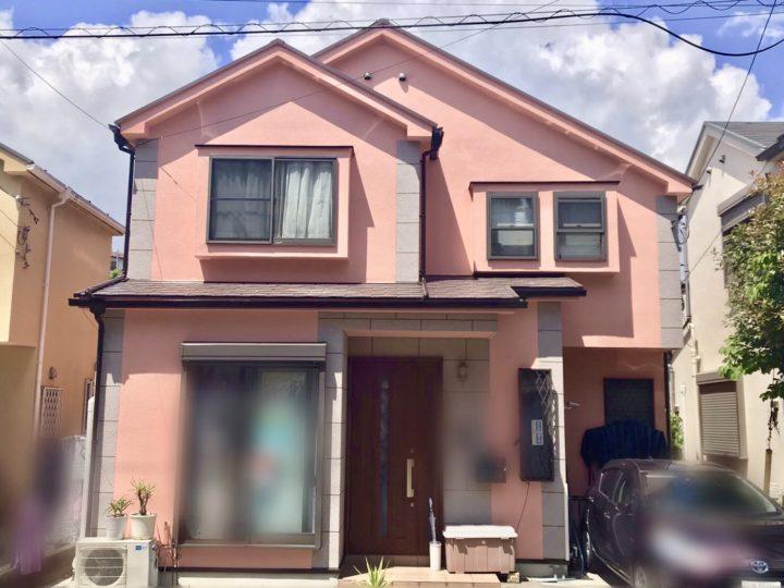 横浜市 N様邸 屋根・外壁塗装工事