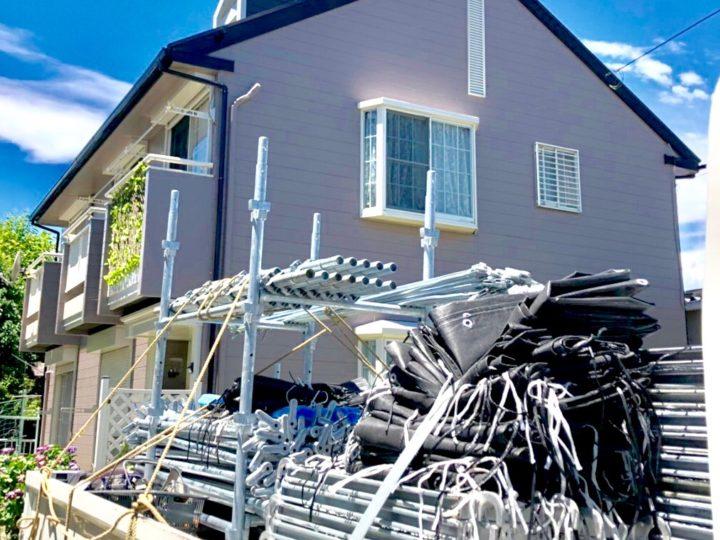 秦野市 M様邸 屋根塗装・外壁塗装工事