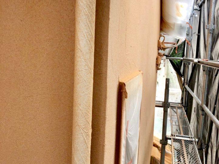 【施工中】茅ヶ崎市 T様邸 外壁塗装工事