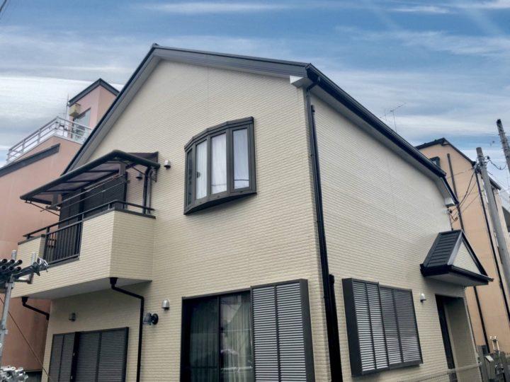 武蔵野市 H様邸 屋根&外壁塗装工事