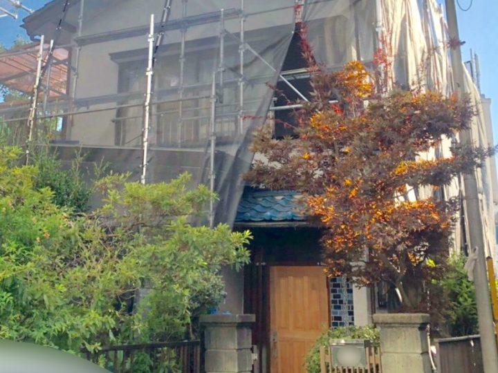 平塚市 T様邸 外壁塗装・木部鉄部補修工事