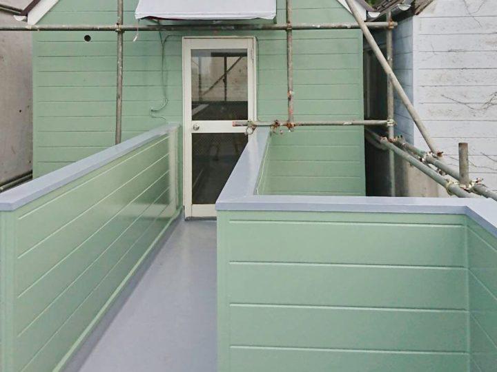 横浜市 借家 外壁塗装工事
