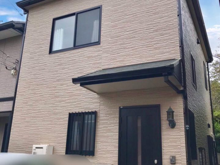 大和市 M様邸 屋根・外壁塗装工事