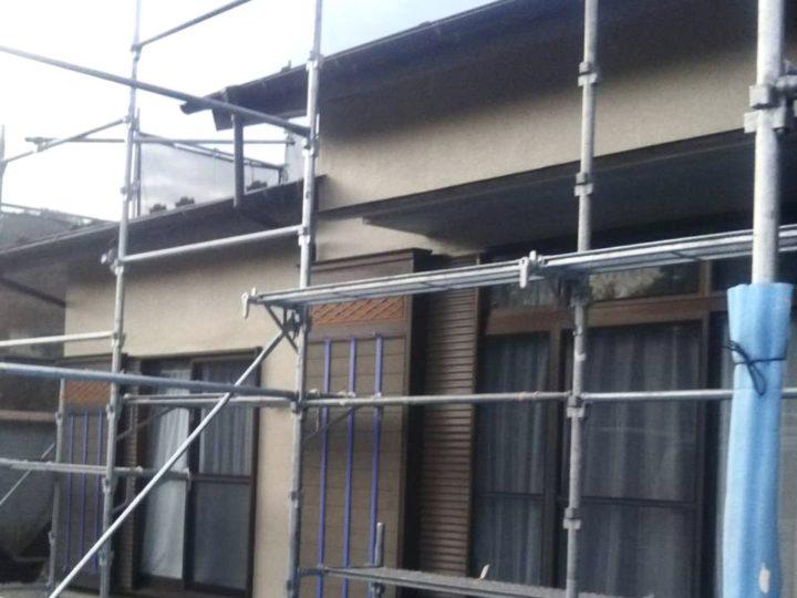 秦野市 K様邸 外壁塗装工事
