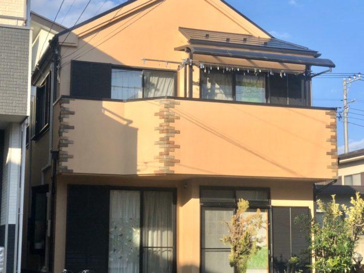 西東京市 T様邸 屋根・外壁塗装工事