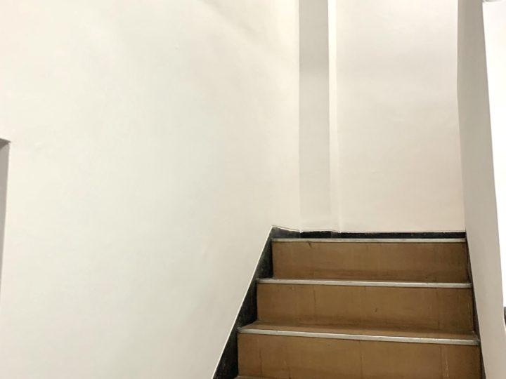 港区六本木 ビル 内装塗装工事