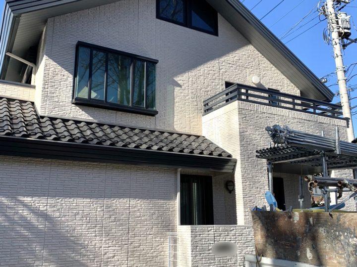 武蔵野市 H様邸 外壁塗装・防水工事
