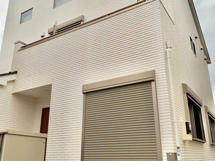 茅ヶ崎市 S様邸 外壁塗装工事