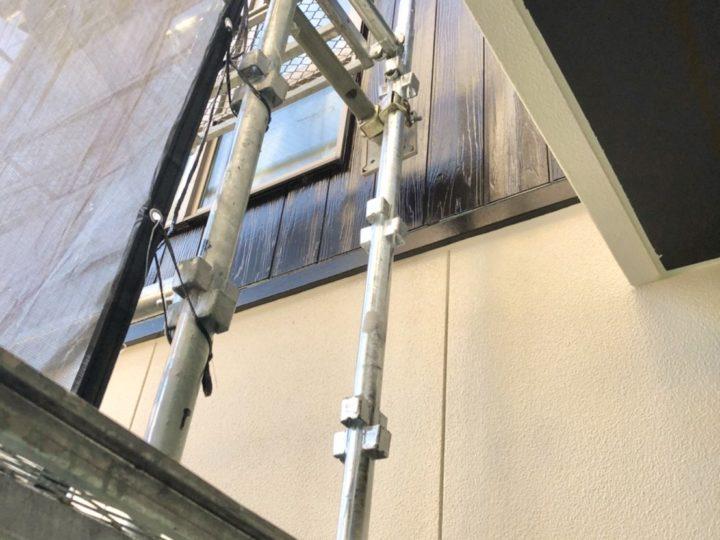 【施工中】小金井市 U様邸 屋根・外壁塗装工事