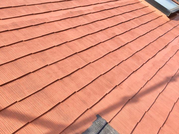 【施工中】秦野市 T様邸 屋根・外壁塗装工事