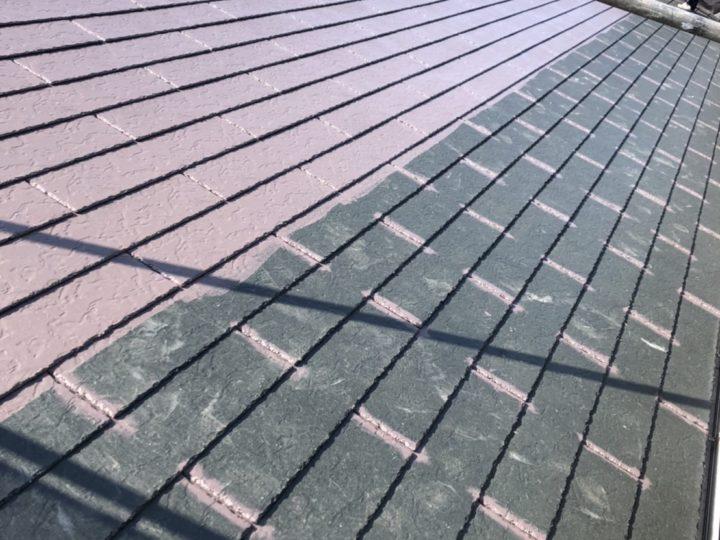 【施工中】秦野市 K様邸 屋根・外壁塗装工事