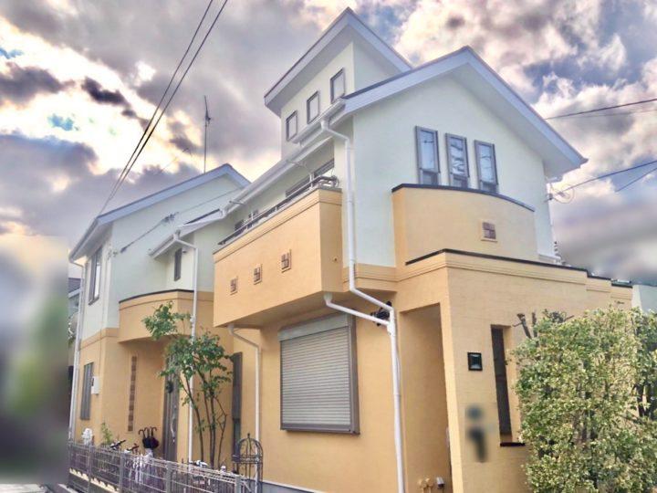 西東京市 Y様邸 屋根・外壁塗装工事