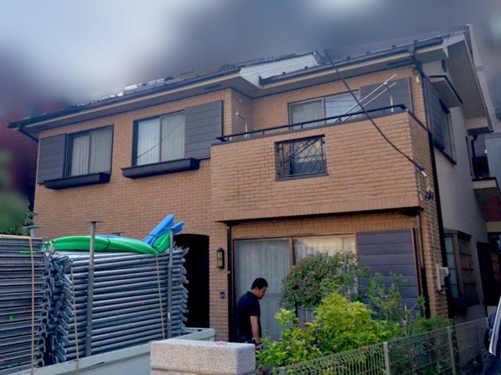 横浜市 K様邸 屋根塗装工事